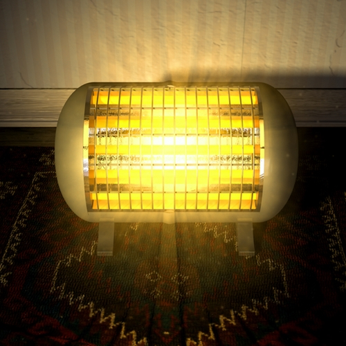 Portable space heating units are small and energy-efficient, often costing less than running oil or gas heat.