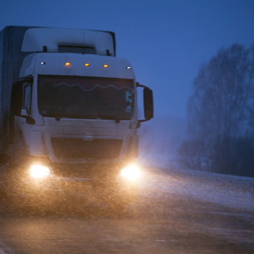 Roads made dangerous by ice and snow are only some of the hazards that drivers face during the winter time.