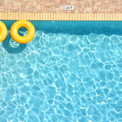 With summer on its way, a pool can be a source of much-needed relief and relaxation on a hot day.