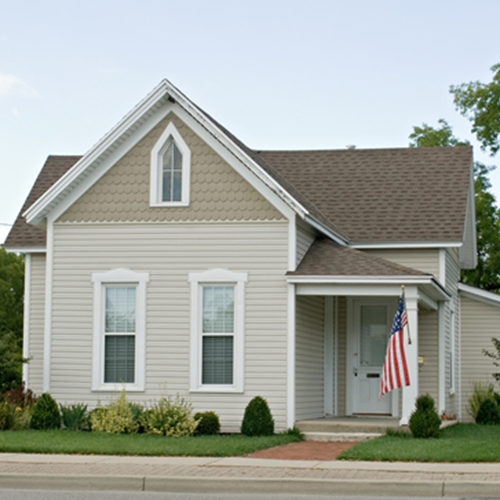 Keep an eye on your siding so serious problems don't develop.