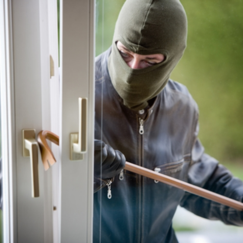 There are many easy ways to reduce your risk of a burglary.
