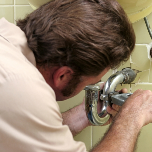 Here are some things you can do to fix a clogged drain.
