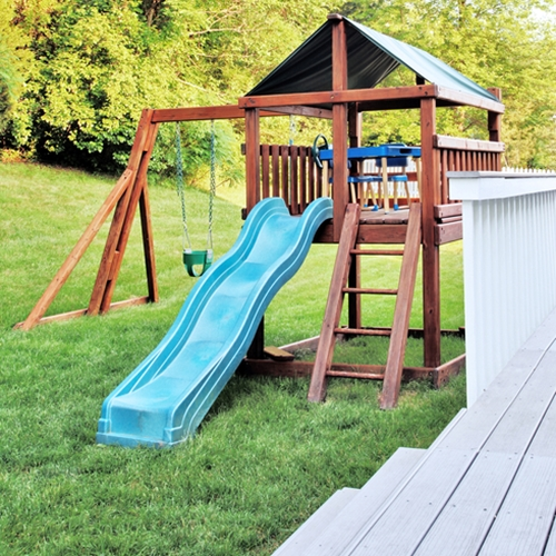 Keep your kids happy and safe with these playset tips.