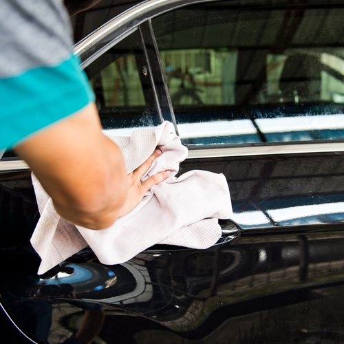 Skip the car wash and try these DIY tricks!