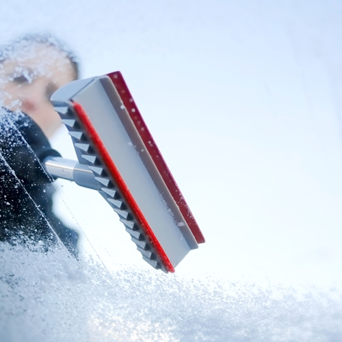 Take these precautions so your car door doesn't freeze this winter.